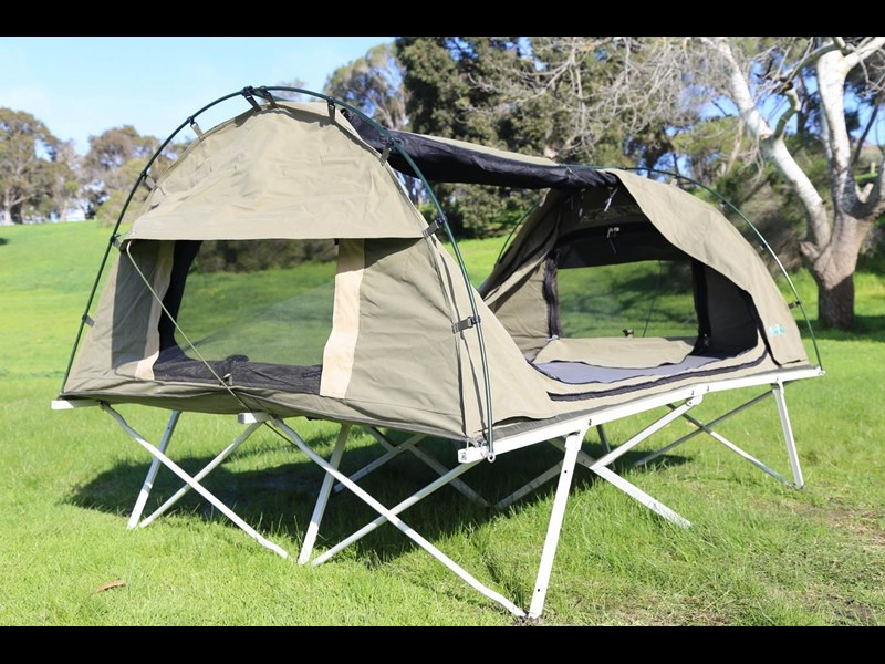 kylin campers homestead twin swag with stretcher 416273 019