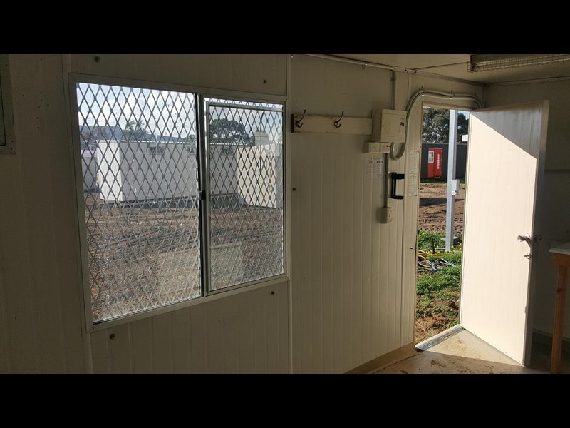 e i group portables used 4.8m x 2.4m 416376 007