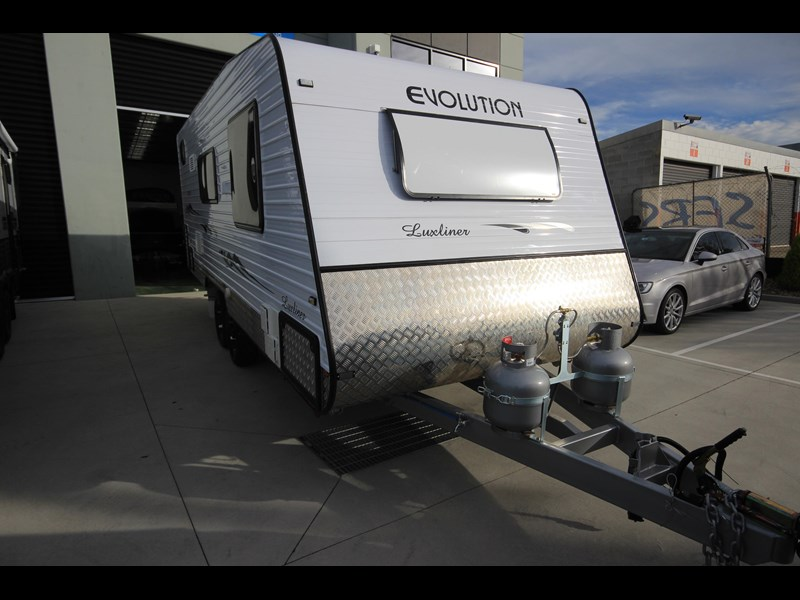 evolution luxliner 21' 416588 005