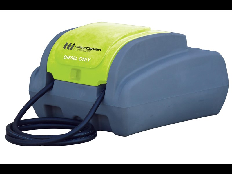 transtank dieselcaptain 100l with 45l/min pump 416407 001