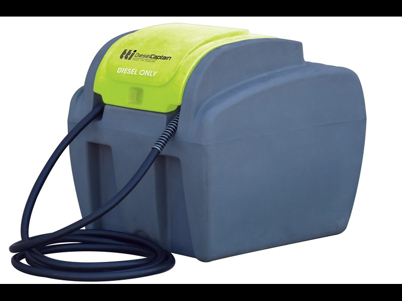 transtank dieselcaptain 200l with 45l/min pump 416416 001