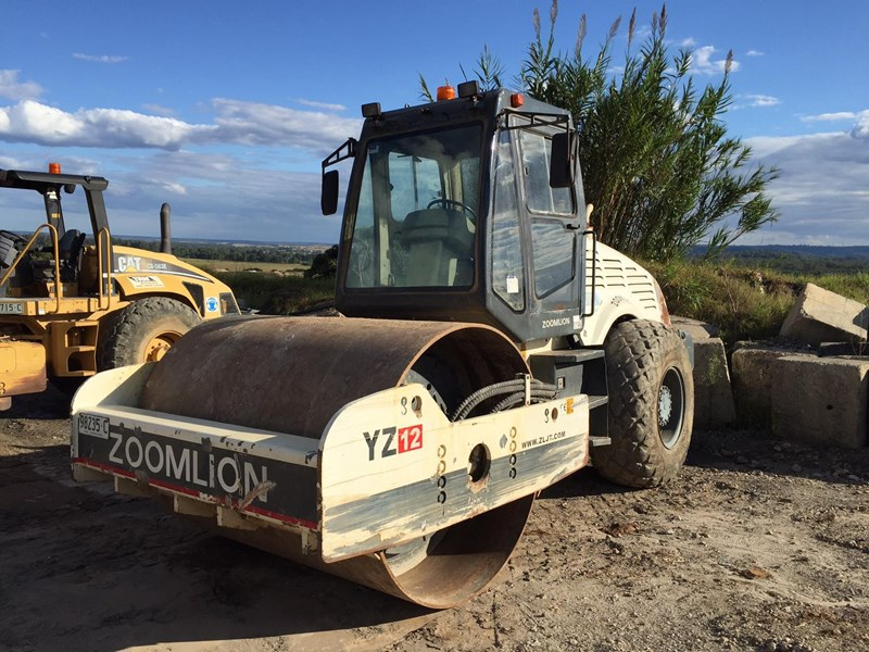terex zoomlion yz12 416802 007