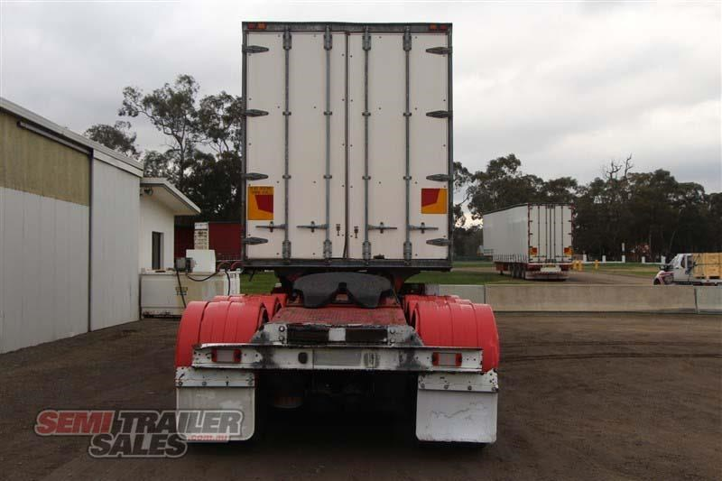 lucar 12 pallet roll back pantech semi a trailer 416890 005