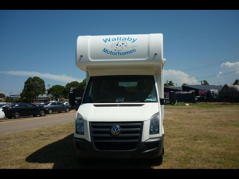 volkswagen crafter beach 4 berth automatic 296588 007