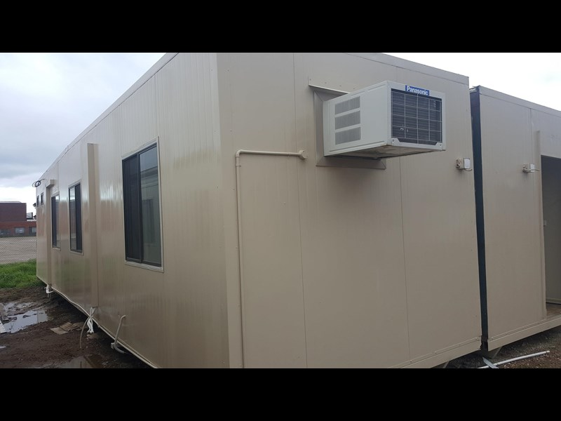 e i group portables used 12m x 8.4m 416961 007