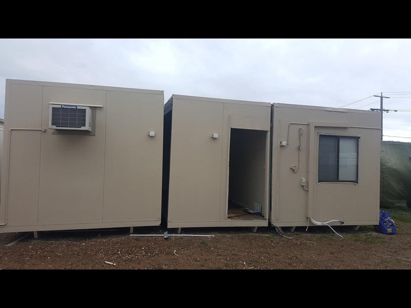 e i group portables used 12m x 8.4m 416961 021