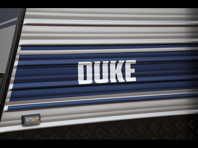 "grand salute duke 18ft 10"" semi off road 417273 005"