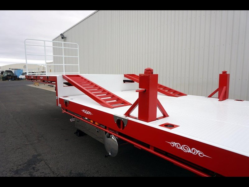 brimarco drop deck trailers - proudly australian made tough as 333662 051