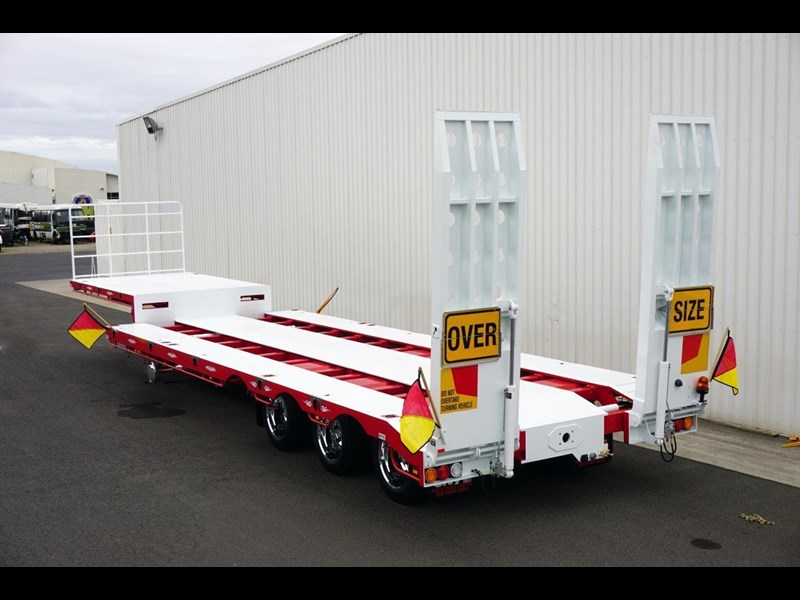 brimarco drop deck trailers - proudly australian made tough as 333662 039