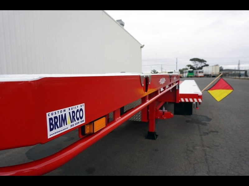 brimarco drop deck trailers - proudly australian made tough as 333662 053