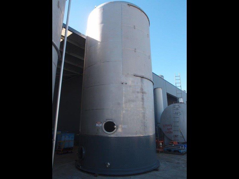 stainless steel jacketed tank 70,000lt 416797 003