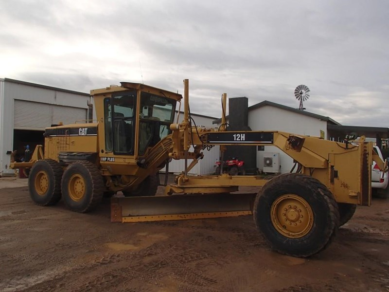 caterpillar 12h series ii 419391 007