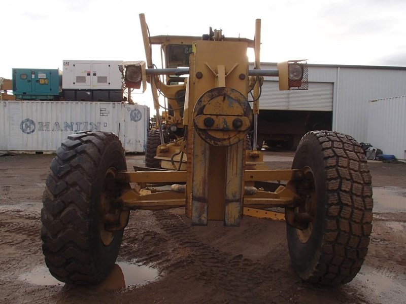 caterpillar 12h series ii 419391 009