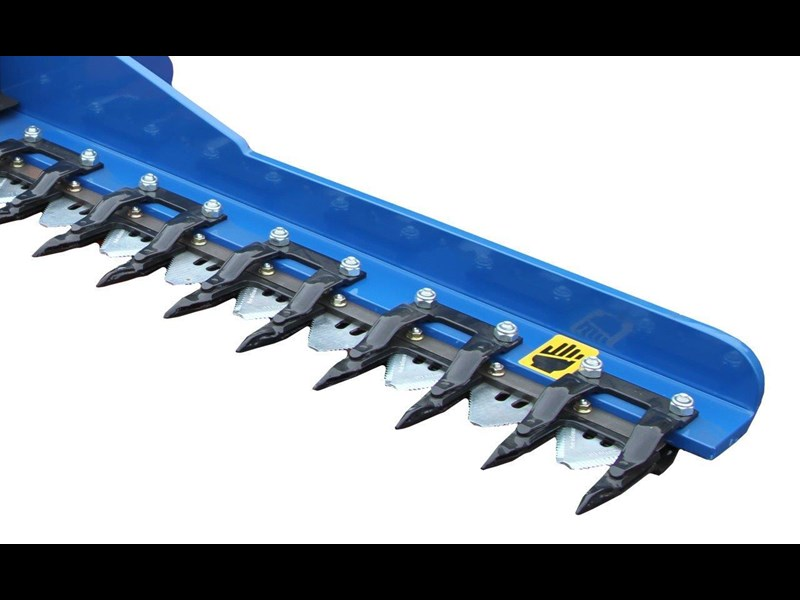 rhino 1800 mm hydraulic hedge trimmers. suit 1.5t to 8.0t excavators [hc180] [atttrim] 419952 002