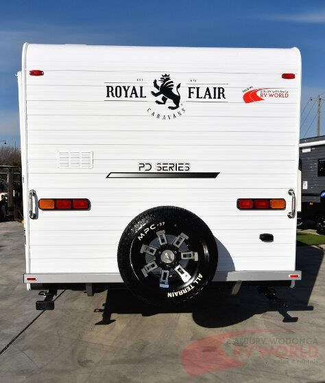 royal flair pd series 18ft6 420847 019