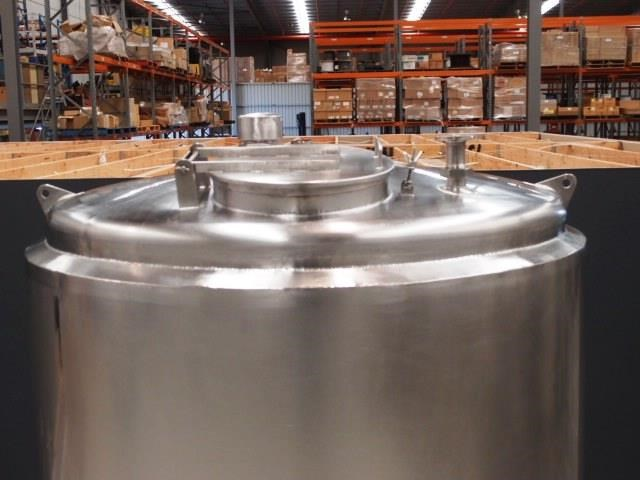 stainless steel storage tank 3,000lt 419885 007