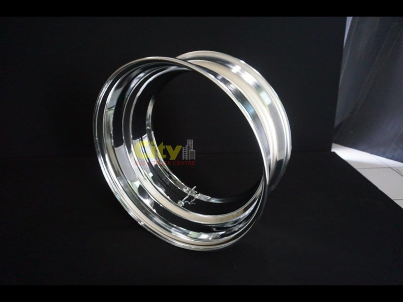 rims 8.25x22.5 chrome spider rims 421693 003