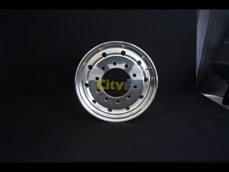 "rims 10/285 9.00x22.5 9"" offset polished alloy 421719 003"