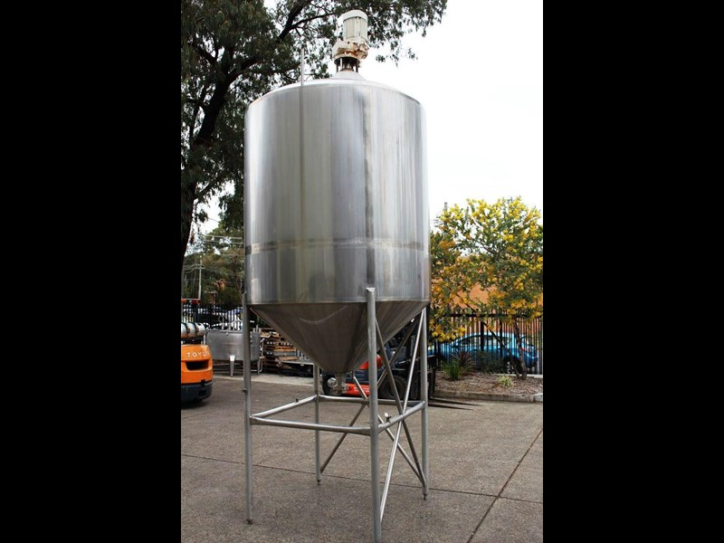 stainless steel mixing tank vertical 422536 002