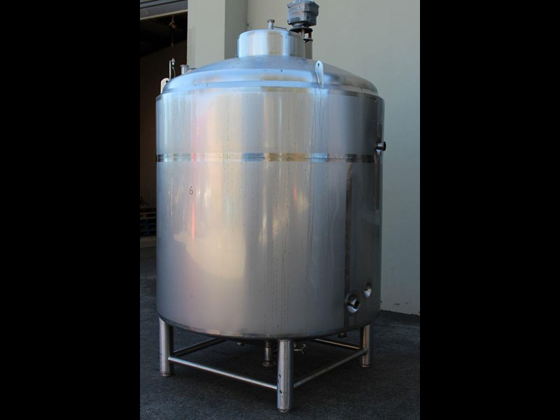 stainless steel jacketed mixing tank vertical 422582 005