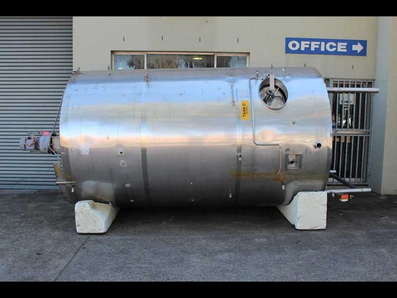 stainless steel mixing tank 8,000lt 422592 001