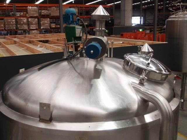 stainless steel jacketed mixing tank vertical 419875 003