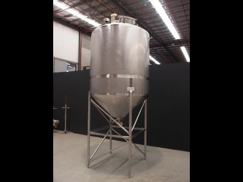 stainless steel mixing tank vertical mixing tank 419882 002