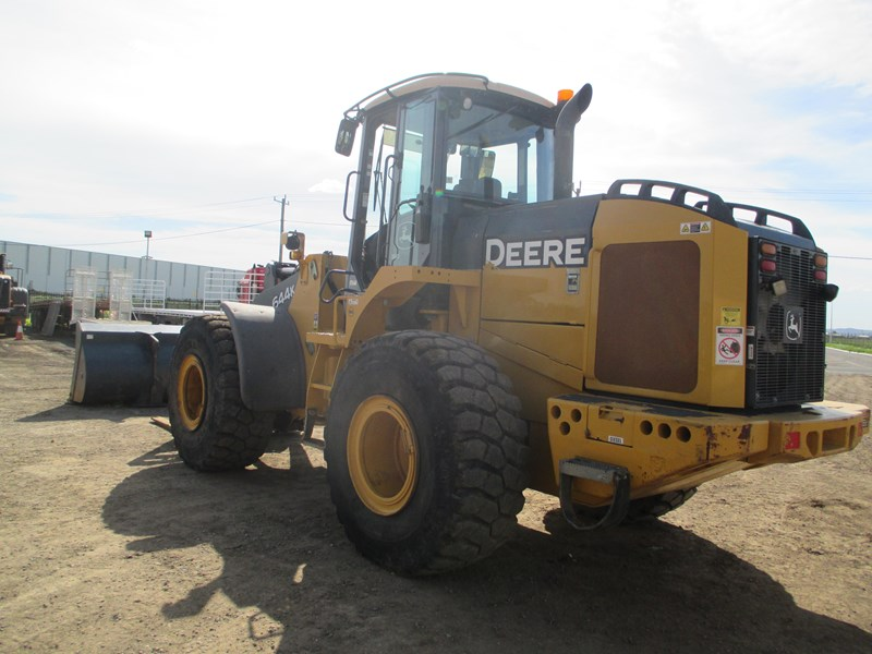 john deere 644k (also available for hire) 423084 011