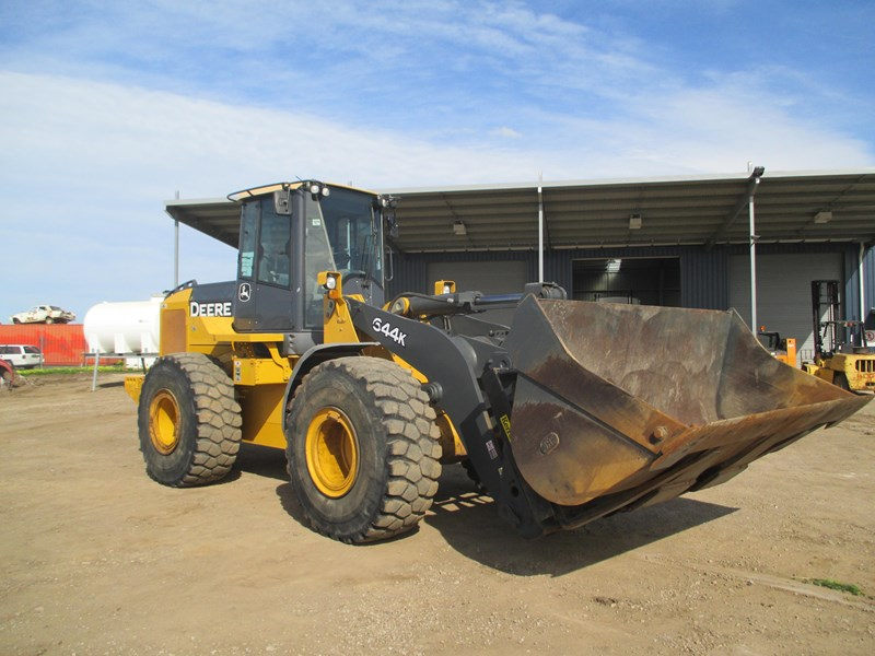 john deere 644k (also available for hire) 423084 001