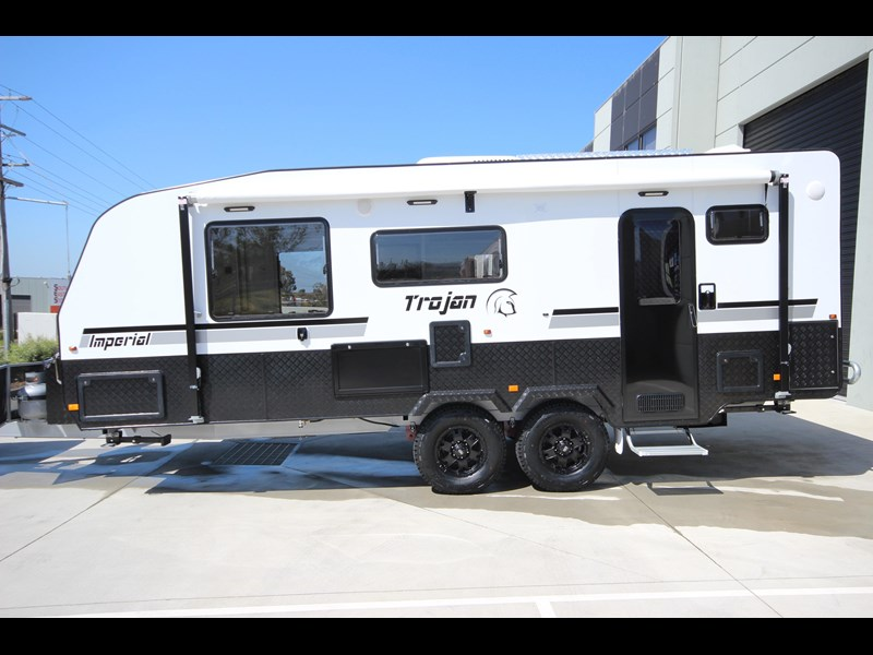 imperial trojan 21' off road (series 4) 423613 007