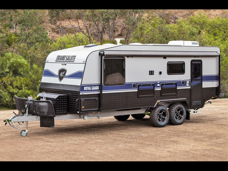 grand salute royal guard 22ft off road 417270 001