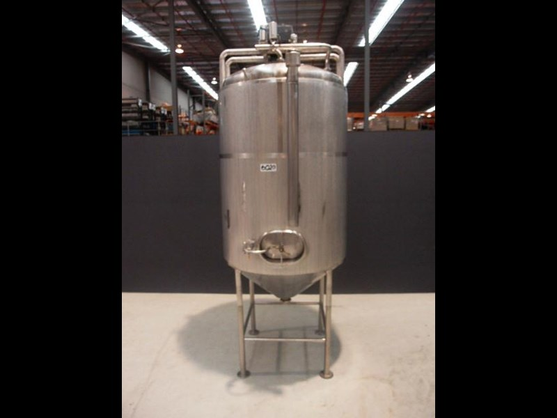 stainless steel mixing tank vertical mixing tank 419889 001