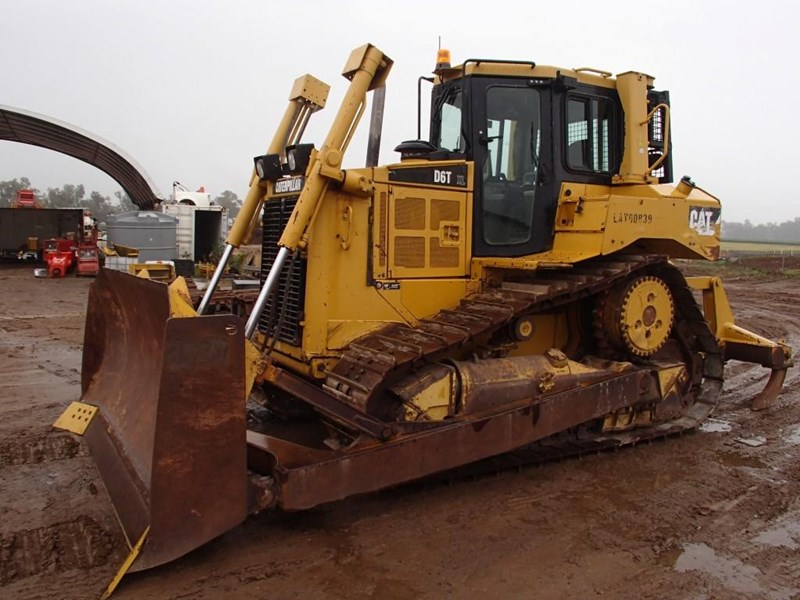 caterpillar d6t xl 423987 001
