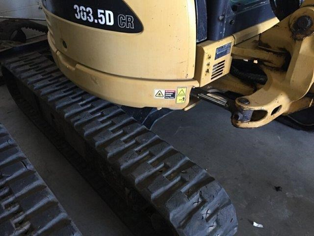 caterpillar 303.5d cr 407145 005