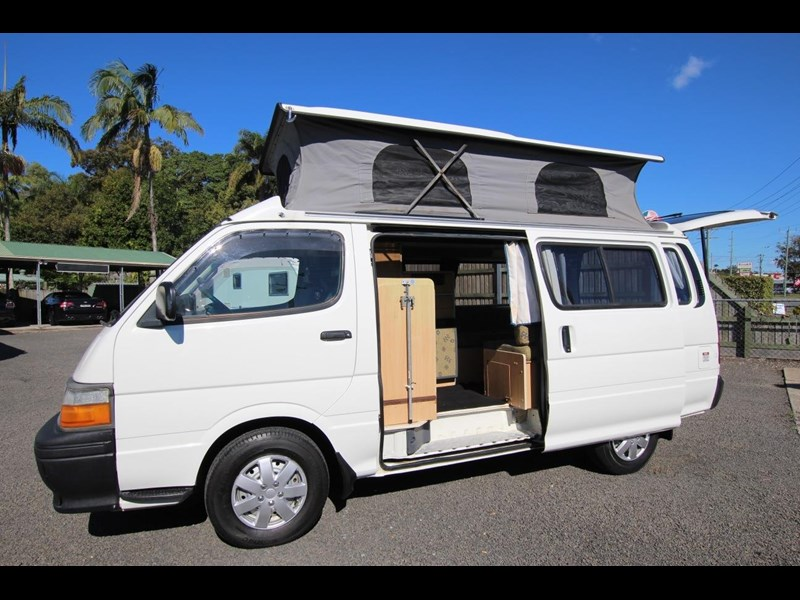 toyota hiace frontline twin bed 424222 001