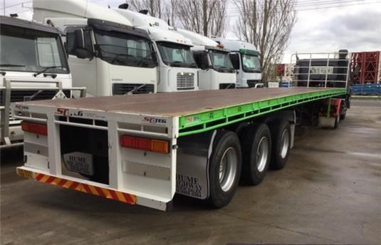 southern cross flat top trailer 424431 001