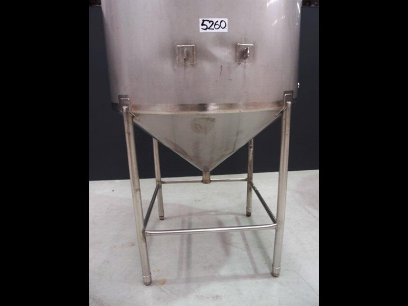 stainless steel mixing tank 4,000lt 425197 005