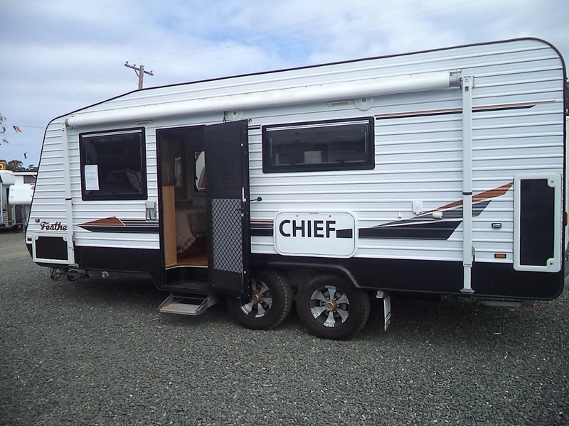 chief feather (ensuite) semi off road 425215 007