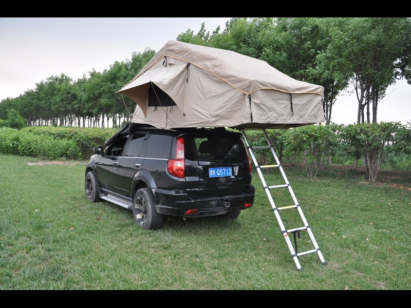 kylin campers 4 person roof top tent 425377 011