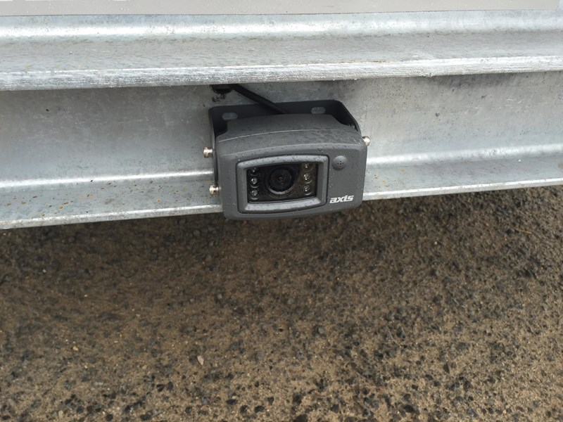 jp trailers galvanised mini tag trailer plus brown tipper 425289 063