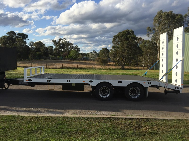 jp trailers mini tandem axel plant trailer 425292 007