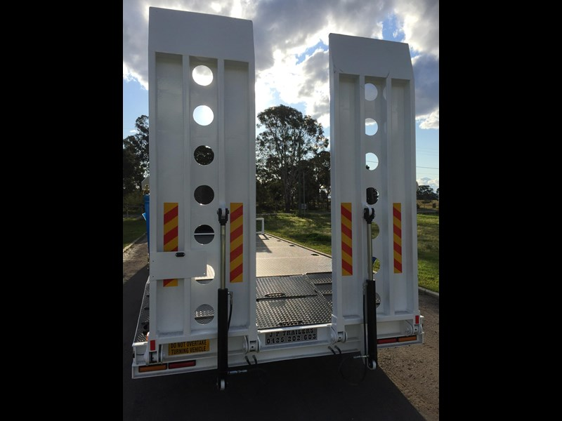 jp trailers mini tandem axel plant trailer 425292 013