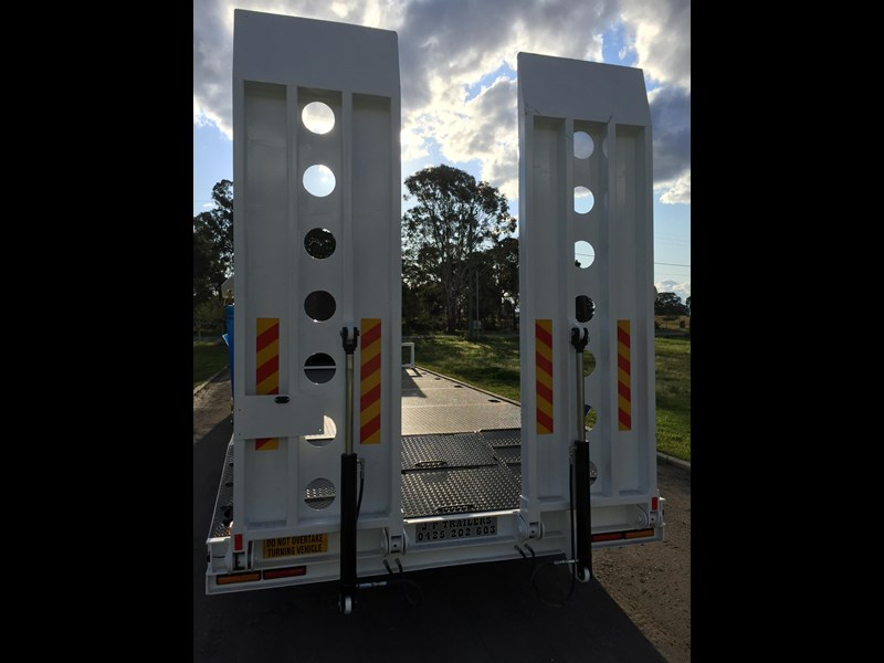 jp trailers mini tandem axel plant trailer 425292 014