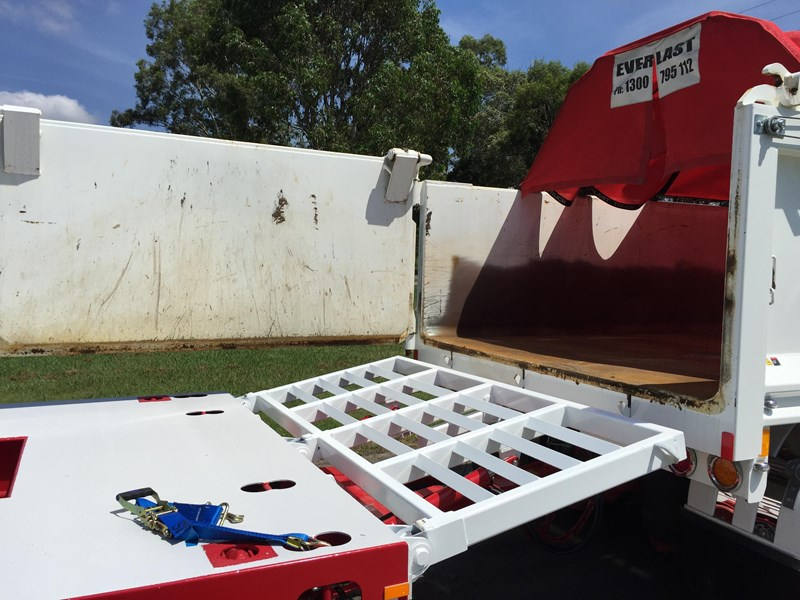 jp trailers red single axel plant trailer 425295 015