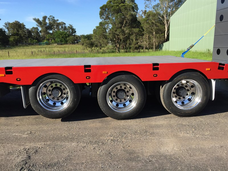 jp trailers tri axel plant trailer 425334 005