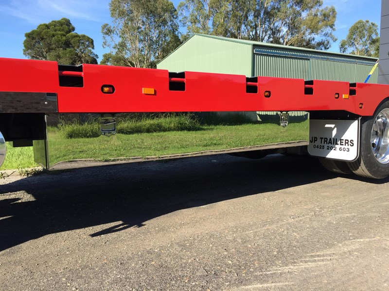 jp trailers tri axel plant trailer 425334 007