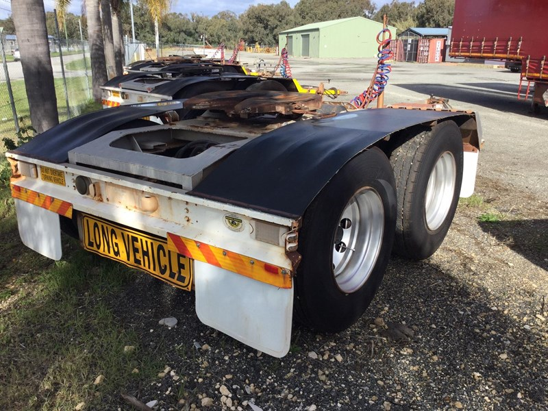 road west tandem axle road train dollies 425508 005