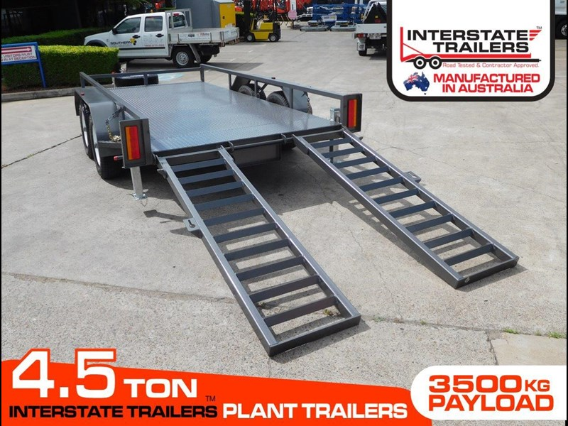 interstate trailers 4.5 ton plant trailer 236240 005