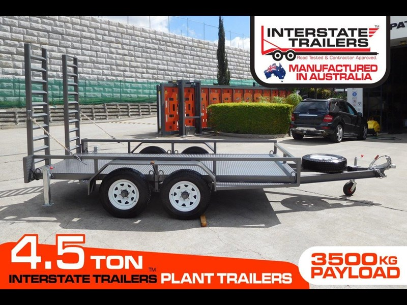 interstate trailers 4.5 ton plant trailer 236246 001
