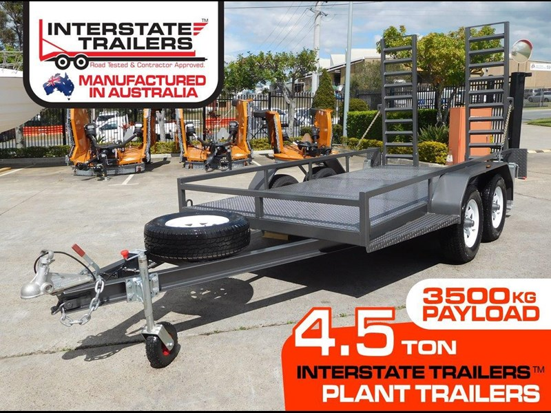 interstate trailers 4.5 ton plant trailer 236246 005